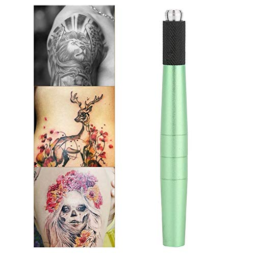 Tattoo Pen Nadeln Halter, Tattooist Essential Tool Stifthalter Legierung Tattoo Haut Transfer Pen Shell Tintenpatrone Halter, professionelle Tattoo Pen Make-up Tattoo Supplies