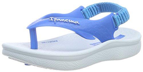 Ipanema Unisex Anat. Soft Baby Sandalen, Blau Blue 8330, 22/23 EU - Soft-flipflops