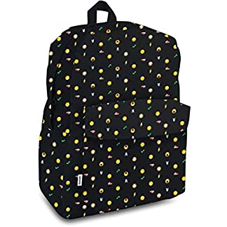 41iC3j6WRaL. SS324  - Smiley World World Rucksack Allover Print Mochila Infantil, 42 cm, (Multi)