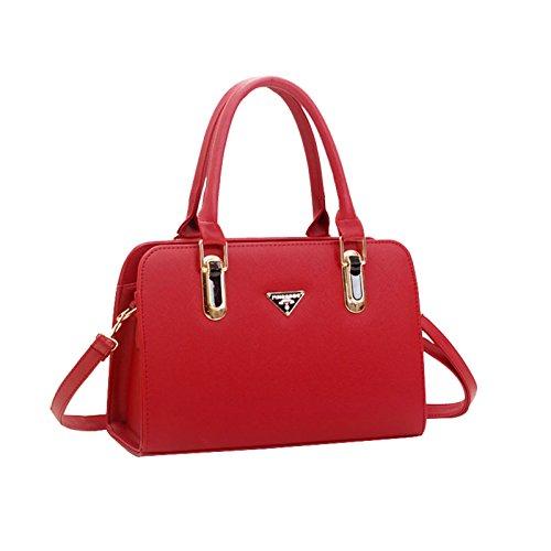 NiaNia - Sacchetto donna Rosso (rosso)