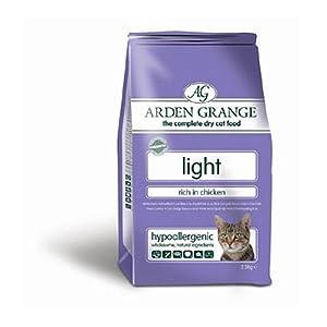 Arden Grange Adult Cat Light Rich in Chicken 2.5kg 2500g by Arden Grange