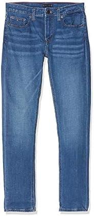 Tommy Hilfiger Scanton Slim Babrmst Jeans Bambino