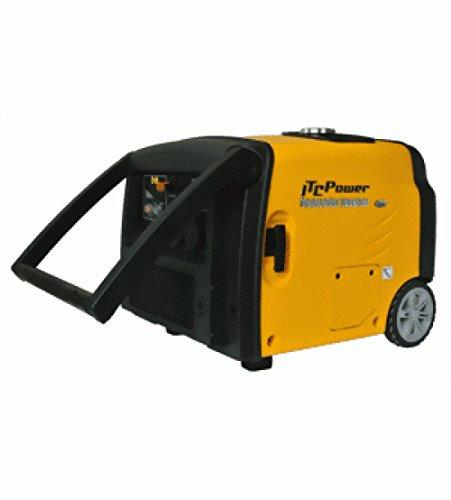ITC Stromerzeuger Inverter Stromaggregat Benzin & GAS 3,2KW GG35EI-LPG Profi - Inverter-gas-generator