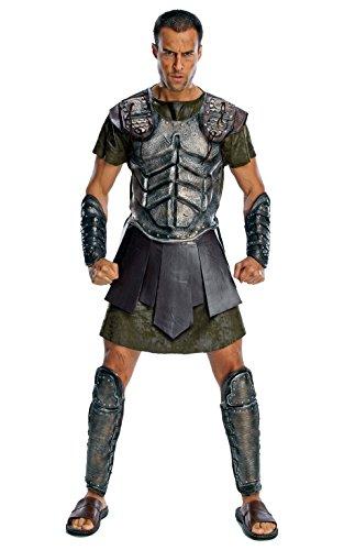 Kampf der Titanen Perseus Deluxe Kostüm Herren, (Kostüme Halloween Perseus)