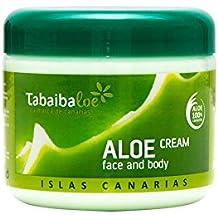 Crema Facial y Corporal Aloe Vera