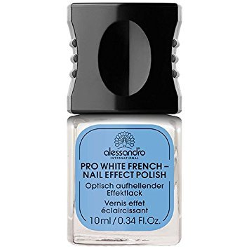 alessandro Professional Manikure Pro weiß French, 1er Pack (1 x 10 ml)