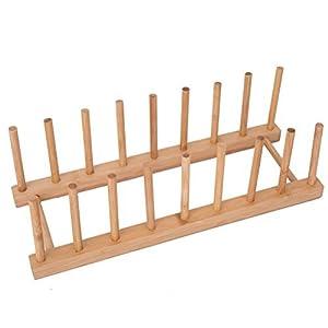 Abtropfgestell Holz Deine Wohnideende