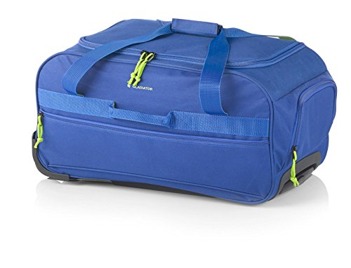 BOLSA CON RUEDAS EXPEDITION AZUL