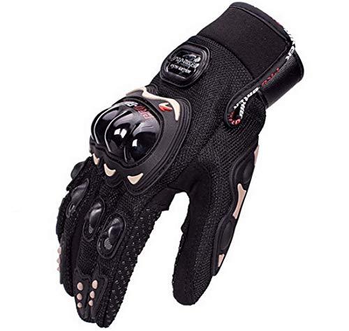 guanti biker Pro-biker Guanti Moto motocross enduro con protezione (XL