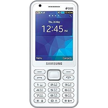 Samsung Metro XL (SM-B355E, White)