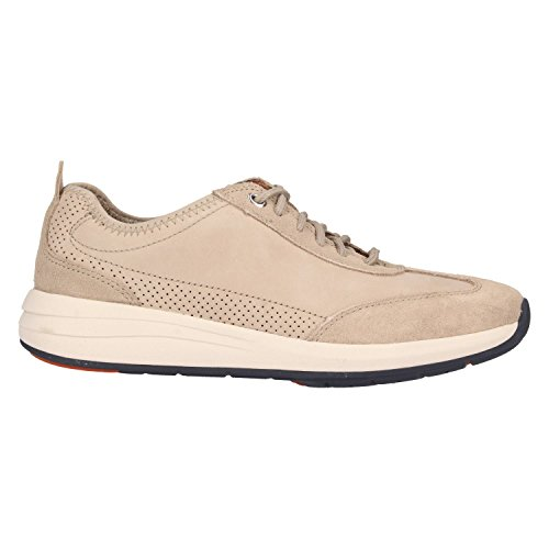 CLARKS Chaussures 26133350 A Beige Cote Dentelle Beige
