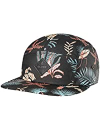 Casquette Globe 5 panel Wallace noir/multi