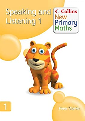 Collins New Primary Maths – Speaking and Listening 1 from Collins Educational