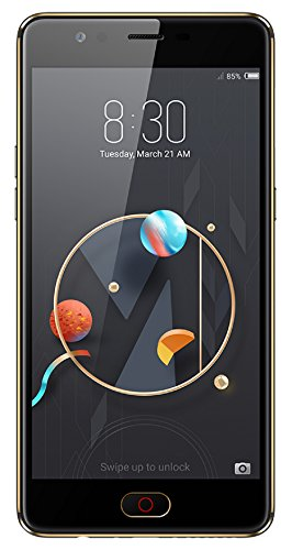 Nubia M2 Lite NX573J (Black-Gold, 32GB)