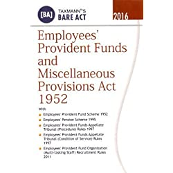 Employees' Provident Funds and Miscellaneous Provisions Act 1952