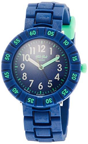 FlikFlak Jungen Analog Quarz Uhr mit Plastik Armband FCSP086