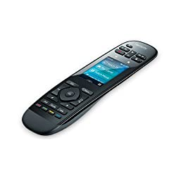 Logitech Harmony Ultimate Remote Control with Harmony Hub (Black)