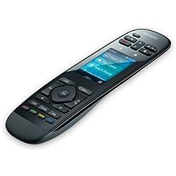 Logitech Harmony - Ultimate Télécommande Universelle avec Ecran LCD Tactile et Hub Harmony