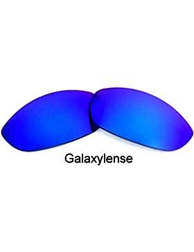 Galaxylense lentes de repuesto para Oakley Monster Perro Azul Color Polarizados,GRATIS S & H - Azul