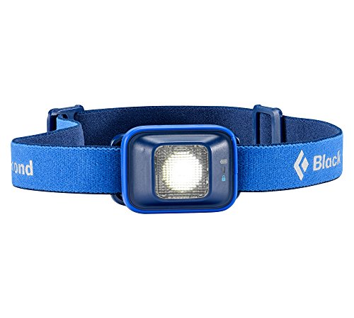 Black Diamond Iota Rechargeable Headlamp Denim/Dimmbare Stirnlampe ideal zum Joggen, Fahrradfahren und Wandern/Wiederaufladbar per USB, max. 150 Lumen