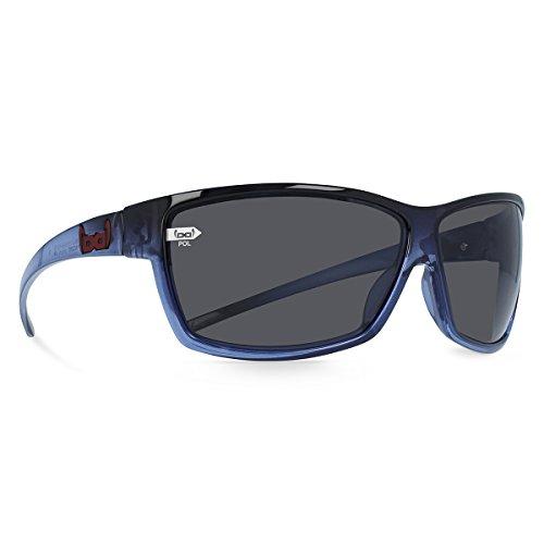 gloryfy unbreakable eyewear Sonnenbrille G13 blue gradient POL, blau