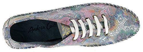 Andrea Conti 0021570 Damen Sneakers Jeans