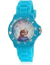 Disney Analog Multi-Colour Dial Girl's Watch - AW100439