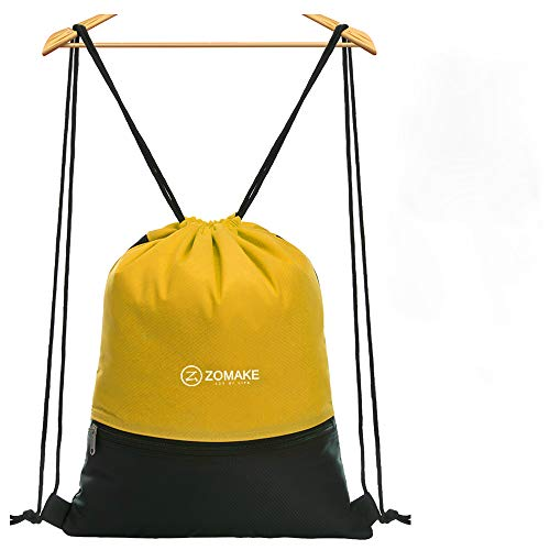 ZOMAKE Cordón Mochila Bolsa Sackpack Impermeable