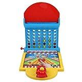 Zerodis Bambini Palle Rotonde Desktop Gioco di Flipper Giocattolo Interessante Sparare a Basket Giocattolo Impostato Educativo Interactive Gioco Giocattoli Regalo per Ragazzi Ragazze sopra 3 Anni