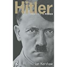 Hitler (Profiles in Power Series Profiles in Power)