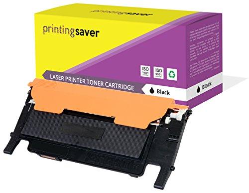 Printing Saver CLT-K4072S NOIR (1) toner compatible pour SAMSUNG CLP-320, CLP-320N, CLP-320W, CLP-325, CLP-325N, CLP-325W, CLX-3180, CLX-3180FN, CLX-3180FW, CLX-3185, CLX-3185F, CLX-3185FN, CLX-3185FW, CLX-3185N, CLX-3185W