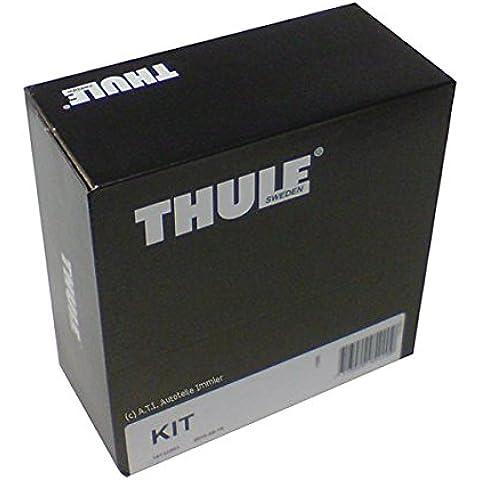 Thule 1742 Sistema de fijación rápida para baca de automóvil (4 unidades)