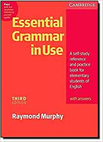 Amazon.fr - Essential Grammar in Use with Answers: A Self