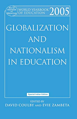 World Yearbook of Education 2005: Globalization and for sale  Delivered anywhere in UK