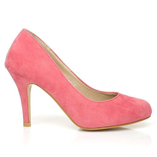 Coral Shoes For Wedding: Amazon.co.uk