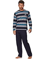 Cornette Ensemble Pyjama Homme City Of London 2