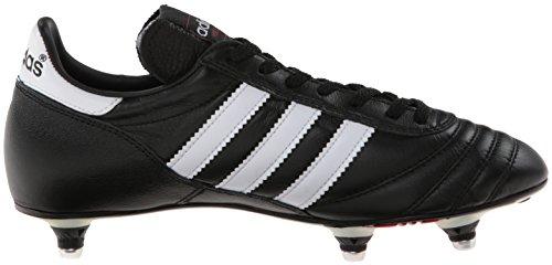 adidas World Cup Unisex-Erwachsene Fußballschuhe Black / White