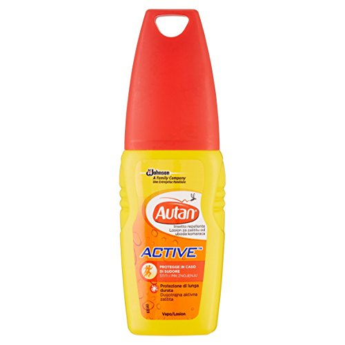 Autan Active Vapo Repellente - 100 ml