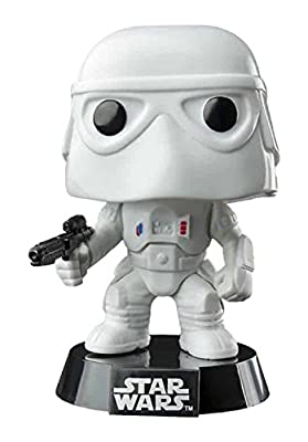 Funko - Figurine Star Wars - Snowtrooper limited Pop 10cm - 0849803054458