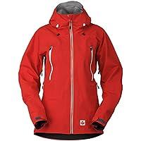 Sweet Protection Ski Salvation Jacket - Chaqueta de esquí para mujer, color rojo, talla S