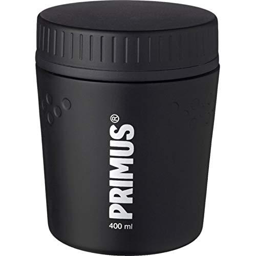 Relags Primus Thermo Speisebehälter \'Lunch Jug\' Behälter, schwarz, 0.4 Liter