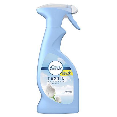Febreze Reine Frische Textilerfrischer-Spray, 3er Pack (3 x 375 ml)