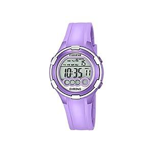 Reloj Digital para Mujer de la Marca Calypso, con Pantalla LCD y Correa