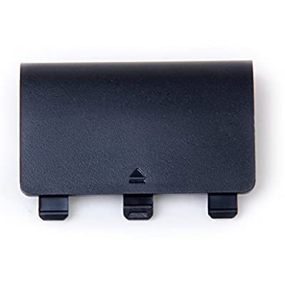 1 x Replacement Battery Back Cover for XBox One Wireless Controller---Black : everything five pounds (or less!)