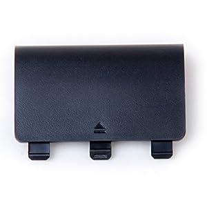 Unbekannt Batterie Abdeckung Tür Ersatz für XBox Ein Wireless Controller Schwarz