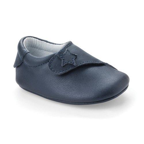 Bobux 460672 Baby Mädchen Krabbelschuhe Blau (Blueberry)
