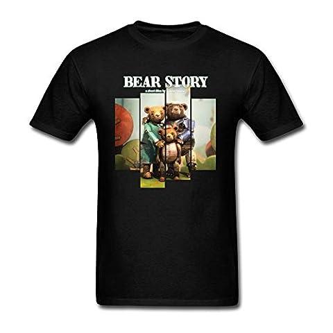 UKC5BD - T-shirt - Homme - Noir - (Gonzalez Jersey)