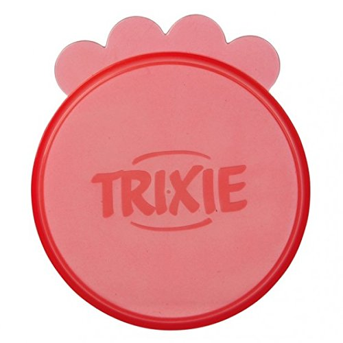 Trixie 3 Dosendeckel - ca. 7,5 cm, Kunststoff