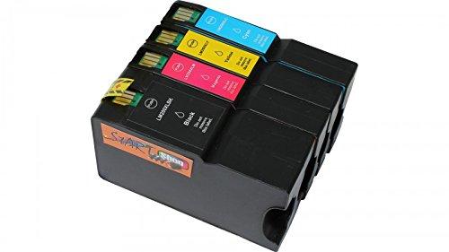 5500 Chip (Start-XL Ersatz Chip Druckerpatronen kompatibel für Lexmark 200X L/210X L 1 Set)