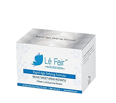 Paquets Le Fair Rapid Age Defying Face